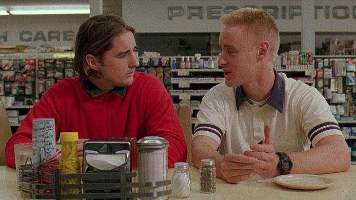 Η ταινία Bottle Rocket, 1996 στη Μονή