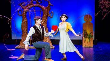 «Όνειρο Καλοκαιρινής Νύχτας» στο Θέατρο Αυλαία