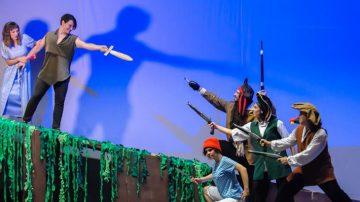 «Πήτερ Παν» στο Θέατρο Φαργκάνη