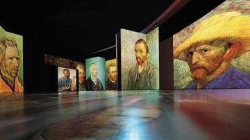 «Van Gogh Alive – The experience» η μεγαλειώδης τρισδιάστατη έκθεση στη Θεσσαλονίκη