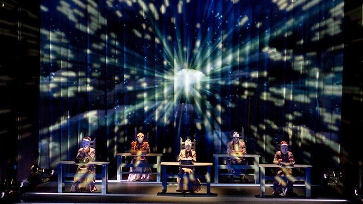 «Η Γκέμμα» του Λιαντίνη στο Θέατρο Αριστοτέλειον