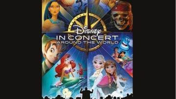 100% Disney in Concert: Around the World στο Μέγαρο Μουσικής Θεσσαλονίκης