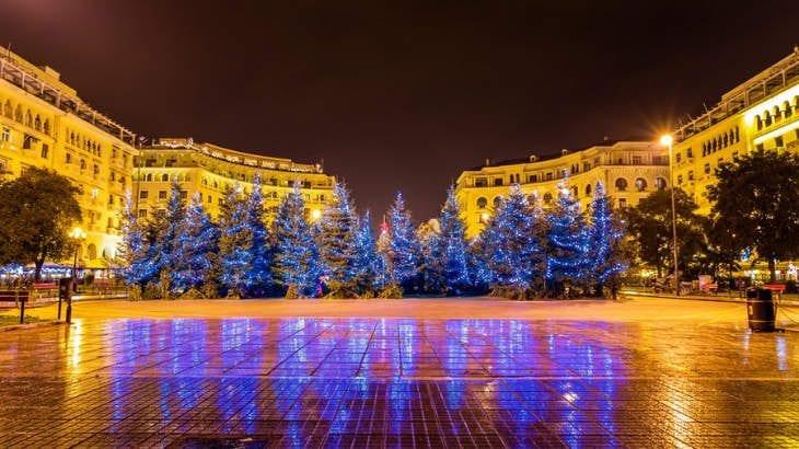 Το Εορταστικό Ωράριο Καταστημάτων για την Θεσσαλονίκη 2018-2019
