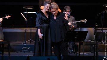 Δήμητρα Γαλάνη και Νατάσσα Μποφίλιου ερμηνεύουν τραγούδια του Τσιτσάνη στο ΜΜΘ
