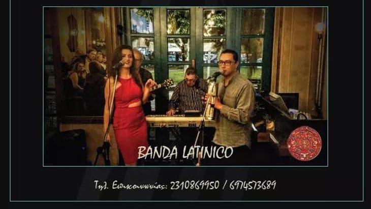Banda Latiniko στο Omilos Thessalonikis