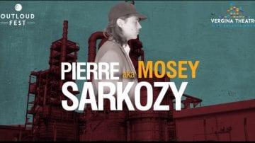 Mosey aka Pierre Sarkozy στο Vergina Stage