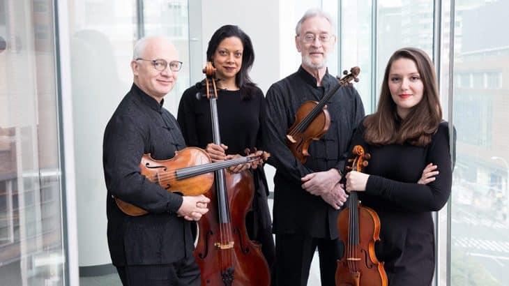 Το θρυλικό μουσικό σύνολο Juilliard String Quartet έρχεται στο Μέγαρο Μουσικής Θεσσαλονίκης