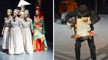 «Jazz for Kids: η Ιστορία ενός Ρυθμού» στο Θέατρο Αμαλία