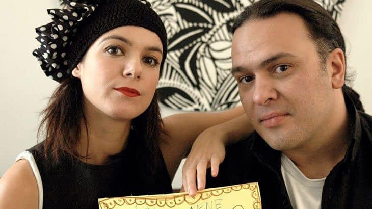 Η Ανδριάνα Μπάμπαλη και ο Κώστας Λειβαδάς στο Ξέφωτο