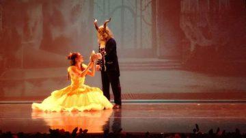 Beauty & the Beast στο Θέατρο Κολοσσαίον