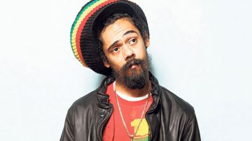 "Damian ""Jr. Gong"" Marley live για πρώτη φορά στη Θεσσαλονίκη"