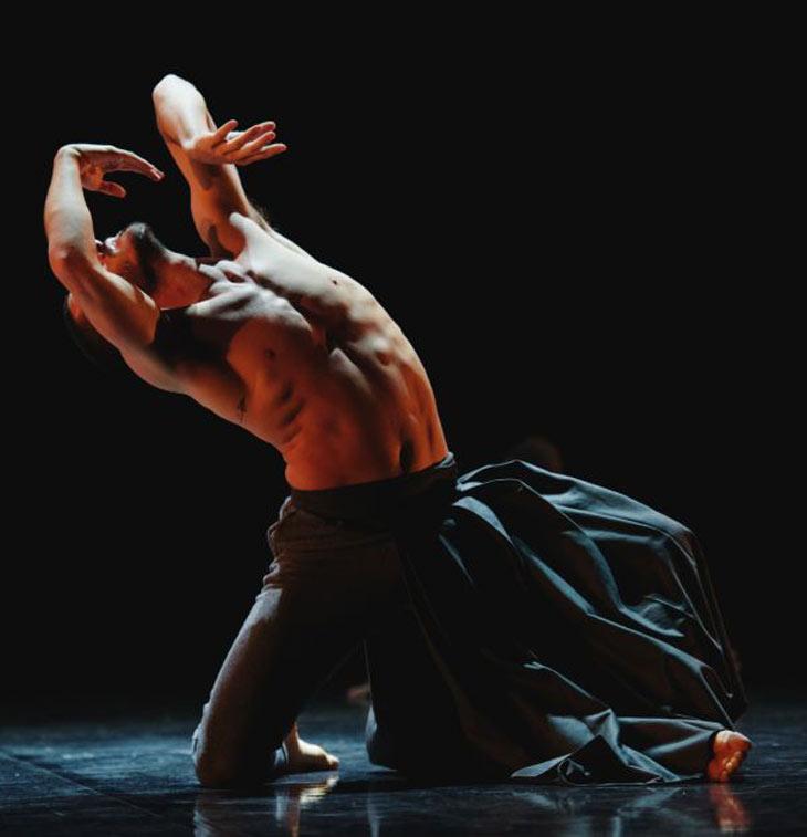 X-IT DANCETHEATER FOTIS NIKOLAOU: ΤΑΜΑΤΑ