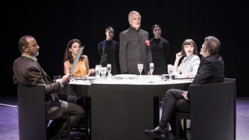 «Το Δείπνο» το συγκλονιστικό ψυχολογικό θρίλερ του Χέρμαν Κοχ στο Θέατρο Αριστοτέλειον