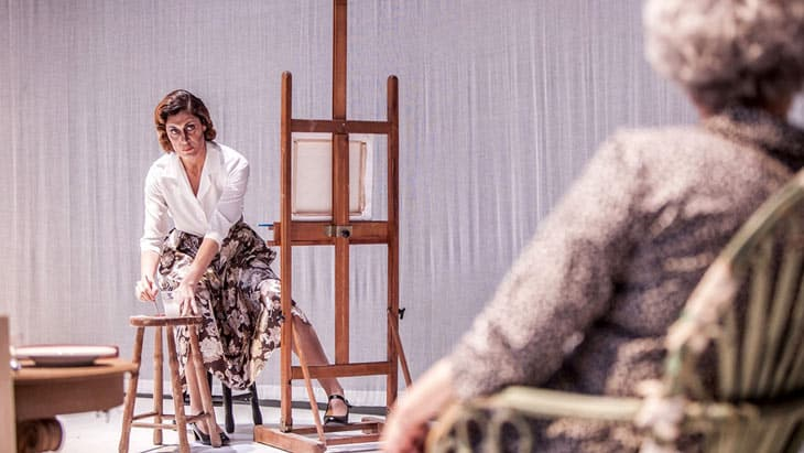 """""""Το Ευχαριστημένο"""" της Μαρίνας Καραγάτση στο Θέατρο Αυλαία"""