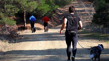 Τρέξε με το σκύλο σου στο Φράγμα της Θέρμης