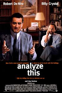 Αφίσα της ταινίας Ανάλυσέ το (Analyze This)