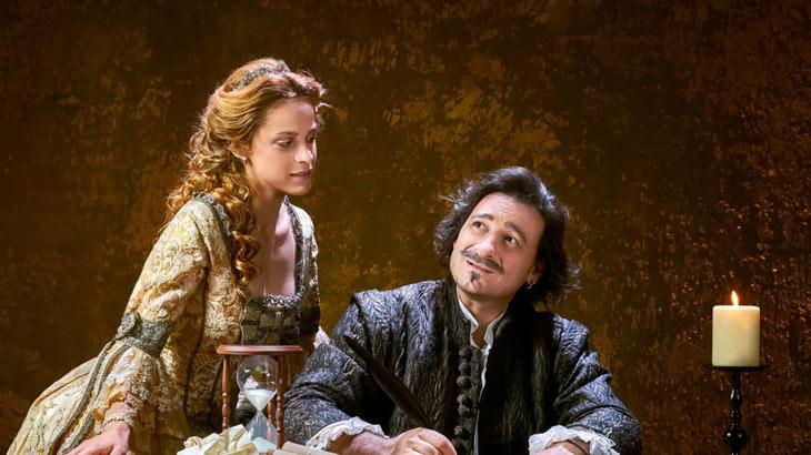 «Ερωτευμένος Σαίξπηρ» στη Μονή Λαζαριστών