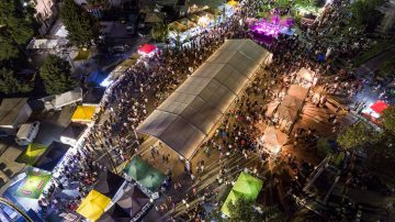 Thessaloniki Street Food Festival 2019 - Ο προαύλιος χώρος της ΔΕΘ μετατρέπεται σ' ένα τεράστιο γευστικό πάρκο