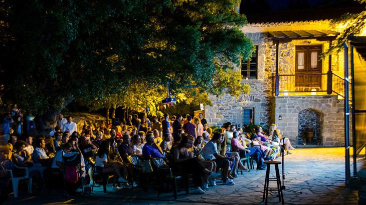 Parthenώn Film Festival – Σινεμά στο Χωριό