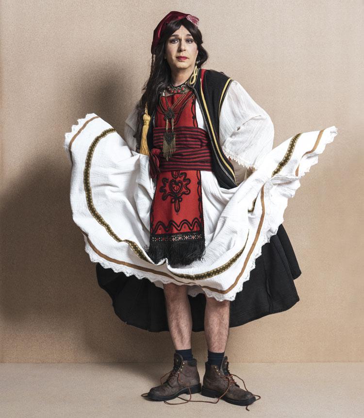 Η «Μαρία Πενταγιώτισσα» στο Θέατρο Κήπου