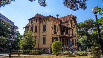 Casa Bianca - Δημοτική Πινακοθήκη Θεσσαλονίκης
