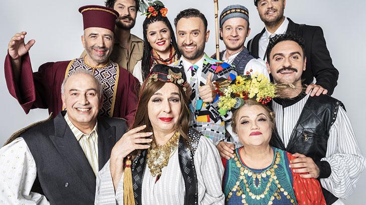 Μαρία Πενταγιώτισσα - Γιορτές Ανοιχτού Θεάτρου