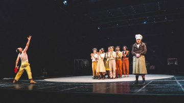 ΚΘΒΕ: Ο Υπηρέτης Δύο Αφεντάδων στο Βασιλικό Θέατρο