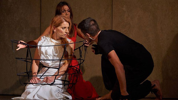 """Ο """"Ερωτόκριτος"""" του Βιτσέντζου Κορνάρου στο Θέατρο Κήπου"""