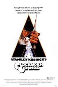 Αφίσα της ταινίας Το Κουρδιστό Πορτοκάλι (A Clockwork Orange)