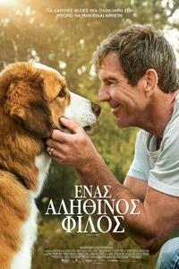 Αφίσα της ταινίας Ένας Αληθινός Φίλος (A dog's journey)