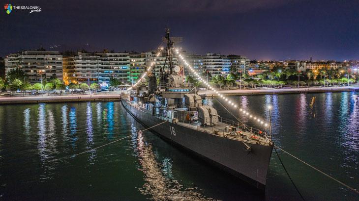 Βέλος - Παραλία Θεσσαλονίκης