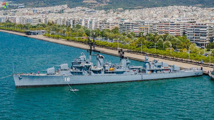 Αντιτορπιλικό πλοίο του Πολεμικού Ναυτικού Βέλος