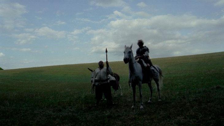 Η τιμή της ιπποσύνης | Honor de cavalleria