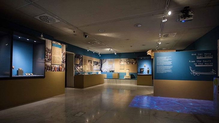 Από τον Νότο στον Βορρά: Αποικίες των Κυκλάδων στο βόρειο Αιγαίο