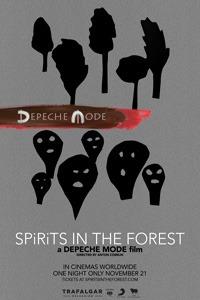 Αφίσα της ταινίας Depeche Mode: SPIRITS in the Forest (2019)