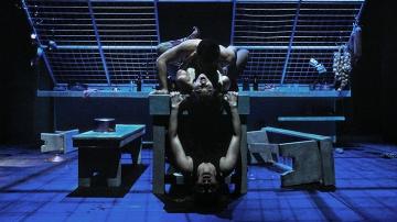 Η «Δεσποινίς Τζούλια» του August Strindberg στο Θέατρο Τ