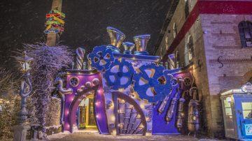 Ο Μύλος των Ξωτικών - Μαγικά Χριστούγεννα στα Τρίκαλα