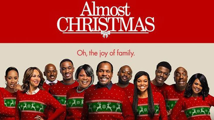 .Almost Christmas (2016)