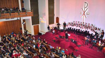 Χριστουγεννιάτικη Συναυλία από την Ευαγγελική Εκκλησία