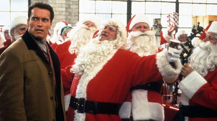 Ένας Μπαμπάς μα τι Μπαμπάς -Jingle All the Way (1996)