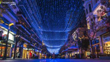 Όλα όσα μπορείς να κάνεις φέτος τα Χριστούγεννα στη Θεσσαλονίκη