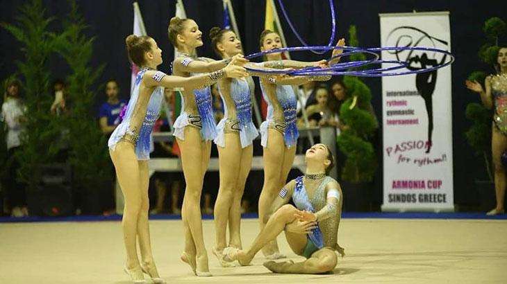 7ο Διεθνές Τουρνούα Ρυθμικής Γυμναστικής