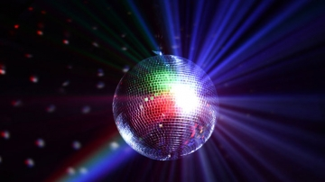 Disco Party Night: Back to the 80's
