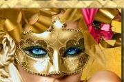 Απόκριες Maske Party