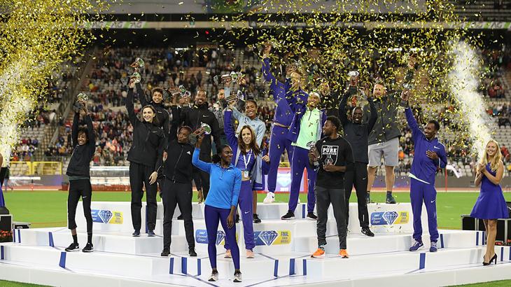 Στίβος: IAAF Diamond League