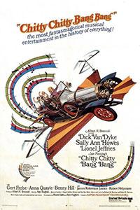 Αφίσα της ταινίας Τσίτι-Τσίτι, Μπανγκ-Μπανγκ (Chitty Chitty Bang Bang)