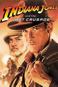 Αφίσα της ταινίας Ο Ιντιάνα Τζόουνς και η Τελευταία Σταυροφορία (The Last Crusade)