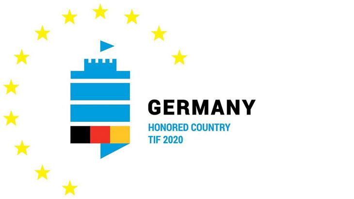 Λογότυπο ΔΕΘ- Γερμανία