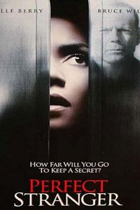 Αφίσα της ταινίας Η Αποπλάνηση ενός Ξένου (Perfect Stranger)