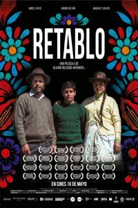 Αφίσα της ταινίας Το Τέμπλο (Retablo)